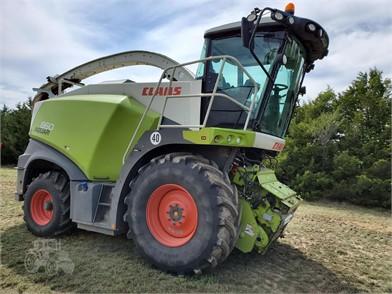CLAAS JAGUAR 860 For Sale - 11 Listings | TractorHouse com