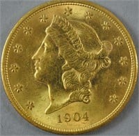 SEPTEMBER 12, 2019 | GOLD COIN AUCTION