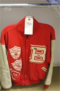 Vintage Letterman Jacket Other Items For Sale 1 Listings