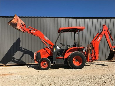 KUBOTA Loader Backhoes For Sale - 294 Listings