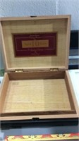 16 Assorted Vintage Cigar Boxes M14E