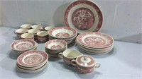 Vintage Dishes by Royal China M12B