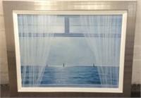Huge Seashore Wall Art K12A