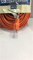 NEW 100' Extension Cord M12C