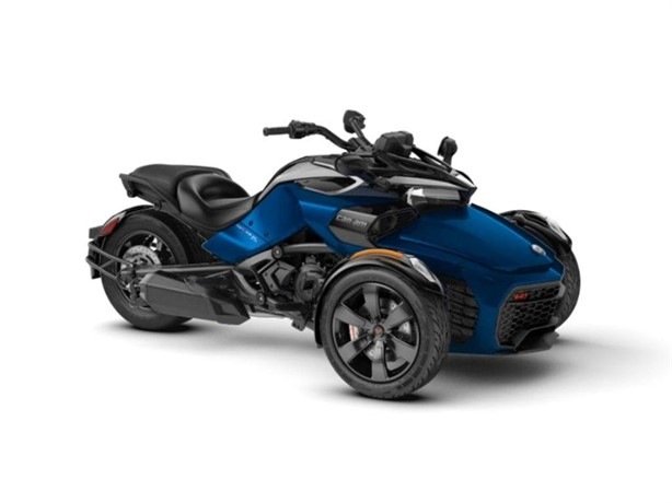 CAN-AM SPYDER F3-S Trike Motorcycles For Sale - 15 Listings