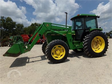 JOHN DEERE 100 HP To 174 HP Tractors Online Auctions - 70