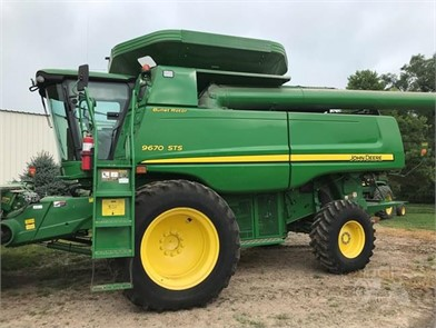 JOHN DEERE 9670 STS For Sale - 184 Listings | TractorHouse