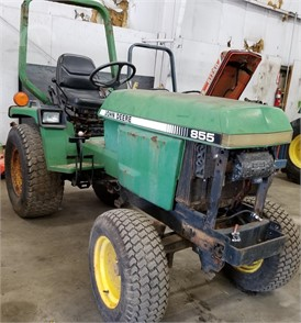 JOHN DEERE Less Than 40 HP Tractors Online Auctions - 44