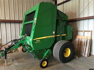 JOHN DEERE 569 For Sale - 313 Listings | TractorHouse com