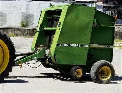 JOHN DEERE Round Balers For Sale - 1476 Listings
