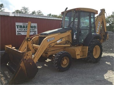 2007 DEERE 310G LOADER BACKHOE Other Online Auctions - 1
