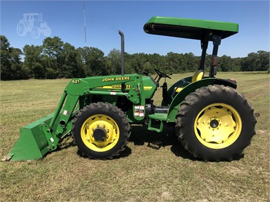 JOHN DEERE 5205 For Sale - 11 Listings | TractorHouse com