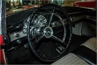 "1957 Ford Thunderbird ""T-Bird"" Convertible Car"