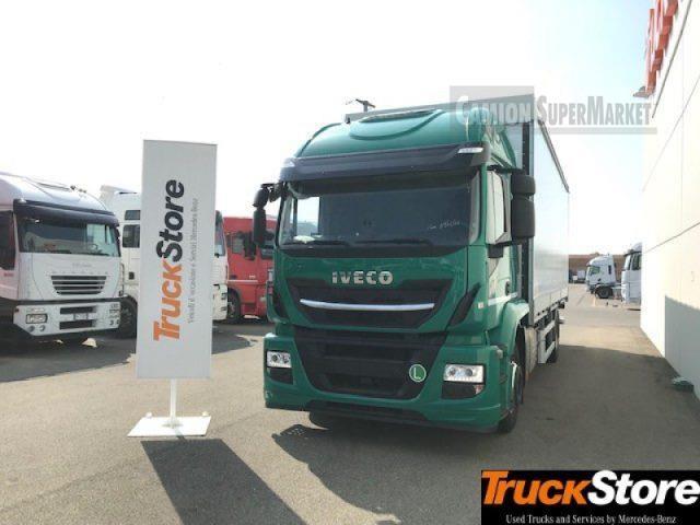 Iveco STRALIS 460 Uzywany 2017 Emilia-Romagna