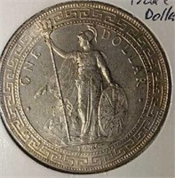 1930 Great Britain Trade Dollar