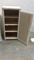 Wicker Nightstands & Wicker Cabinet T10A