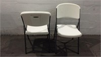 Lifetime Event Table w/ Matching Chairs T12C
