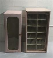 Vinyl Display Cases T13A