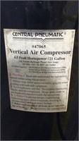 21-Gallon Pneumatic Air Compressor T13A