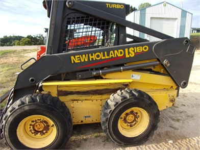 NEW HOLLAND LS180 For Sale - 68 Listings | MachineryTrader
