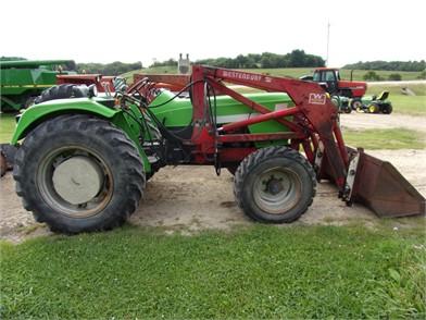 DEUTZ Tractors For Sale - 42 Listings | TractorHouse com