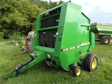 John Deere Round Balers For Sale In Pound, Wisconsin - 46