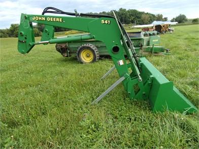 JOHN DEERE 541 For Sale - 1 Listings | TractorHouse com