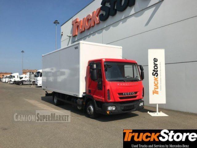 Iveco EUROCARGO 75E16 used 2014