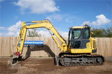 KOMATSU PC118MR-8 For Sale - 5 Listings | MachineryTrader co
