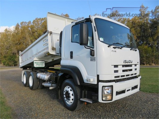 2008 Isuzu FXZ 1500 - Trucks for Sale