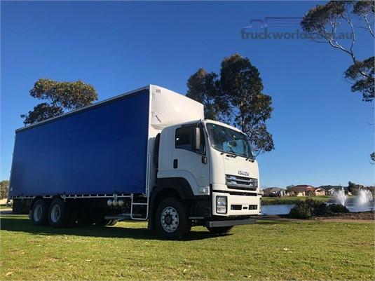 2017 Isuzu FXL 240-350 North East Isuzu - Trucks for Sale