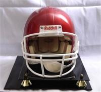 Adrian Peterson Oklahoma Football Helmet