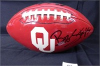 Baden Collector's Series Football; signed