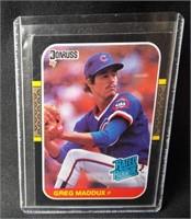 Baseball Maddux, Bonds, Jackson Cards