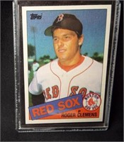 Baseball Roger Clemens Cards - 2