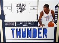 Basketball Kevin Durant Card