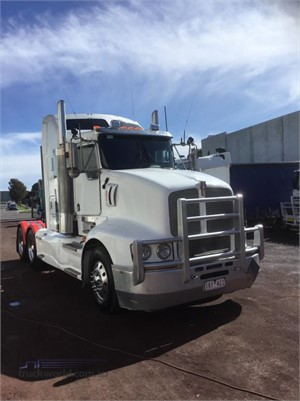 2010 Kenworth T608 Hume Highway Truck Sales  - Trucks for Sale