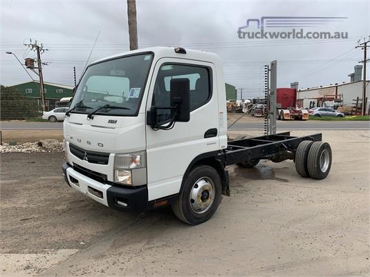 2014 Mitsubishi Canter 815 North East Isuzu - Trucks for Sale