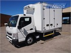 2019 Fuso Canter 515 Refrigerated