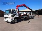 2019 Fuso Fighter 1627 Crane Truck