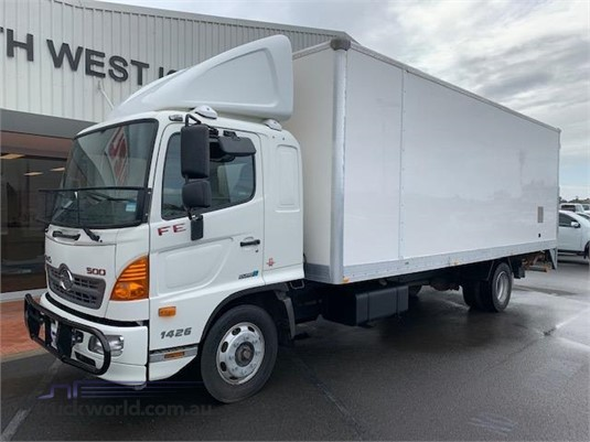 2015 Hino 500 Series 1426 XLong Air South West Isuzu  - Trucks for Sale