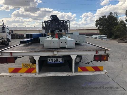 2001 Hino Ranger FG - Trucks for Sale