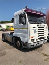 Scania R143m  Usato