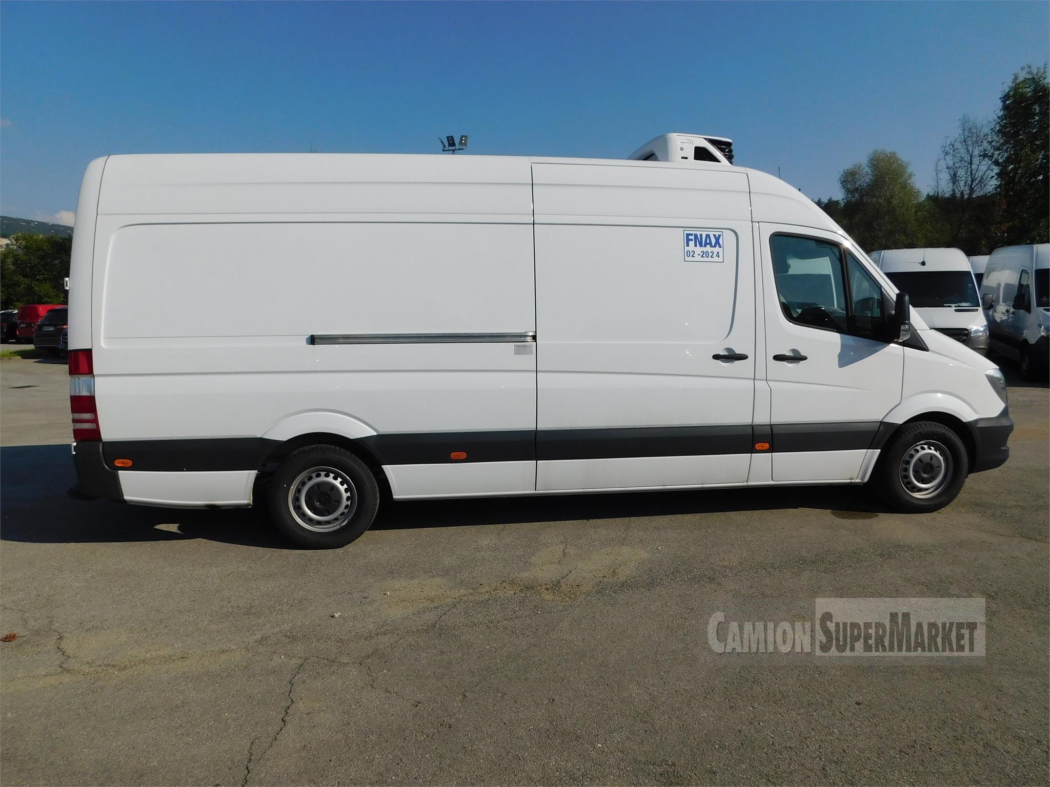 Mercedes-Benz SPRINTER 316 Usato 2019