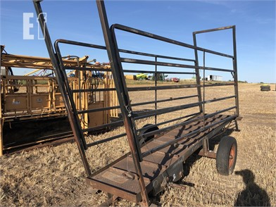LIVESTOCK LOADING CHUTE ON Other Online Auctions - 1