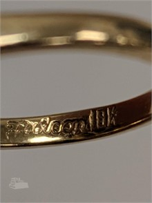 Admirable 18K Gold Ring Other Items For Sale 1 Listings Gamerscity Chair Design For Home Gamerscityorg