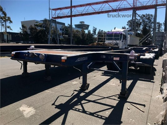 2010 Maxitrans B-Double Coast to Coast Sales & Hire  - Trailers for Sale