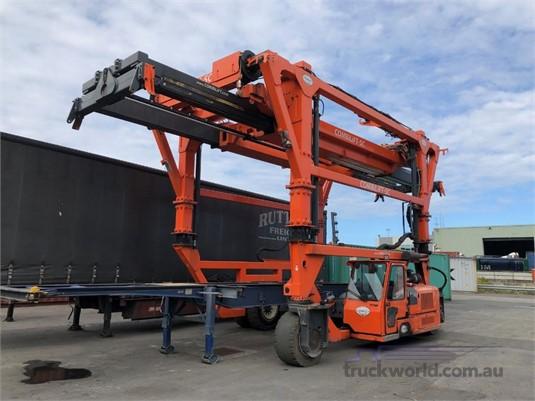 2015 Combilift SC3T Coast to Coast Sales & Hire - Forklifts for Sale