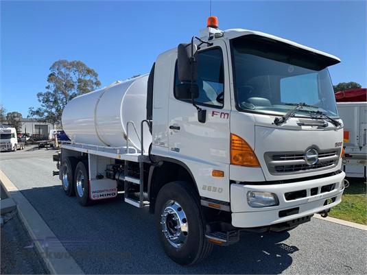 2009 Hino 500 Series 2630 FM - Trucks for Sale