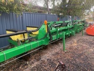 John Deere 1720 CCS Black Truck Sales - Farm Machinery for Sale